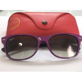 Oculos Rayban Wayfarer Semi Novo De Sol Ray Ban - Óculos no Mercado ... 116a3afddd
