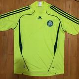 Camisa Palmeiras Verde Limão - Futebol no Mercado Livre Brasil 4c4740fd28469