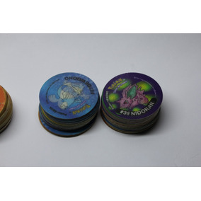 Coleção Completa Tazos Pokemon