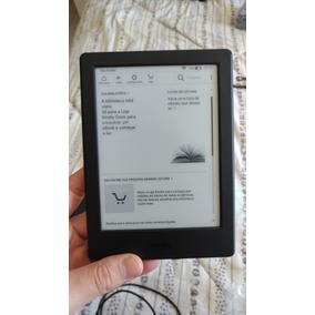 E-reader Kindle 8 Geraçao Amazon - Zerado - Pouco Uso