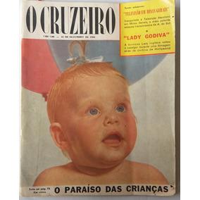 Revista O Cruzeiro 1955 Inauguração Da Tv Itacolomi A Mais M