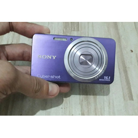 Câmera Digital Sony Cybershot Dsc - W630 16.1 Mp