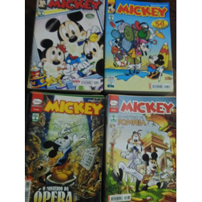 Mickey - 62 Edições Sem Repetição