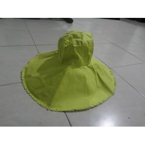 Sombrero Playero De Tela Pregunte Precio 3534f834709