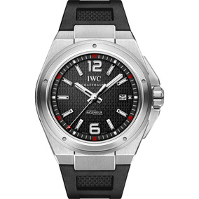 Iwc Ingenieur Mission Earth Iw323601 Calibre Propi Diego Vez