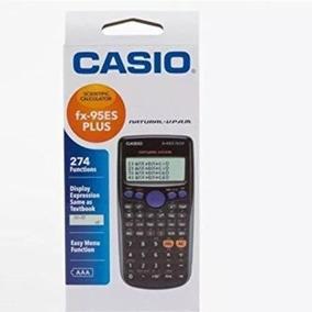 Calculadora Casio Fx-95es Plus Cientifica 274 Funções