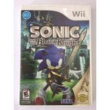 Sonic And The Blacknight Wii