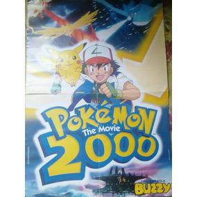 Álbum Poster Pokémon Buzzy Vazio
