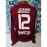 Palmeiras Gk Nº12 Marcos Tam. Gg 60x82 Original adidas