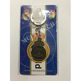 Chaveiro Oficial Do Real Madrid - Fotos Reais - Promoção!!
