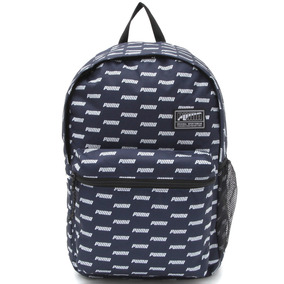 Mochila Puma Academy Backpack 07573306 - 26l - Marinho