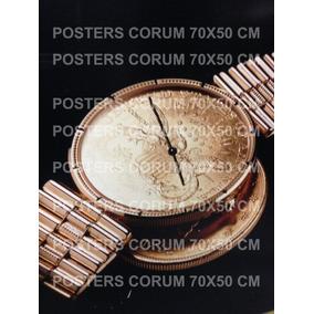 Posters Reloj Corum