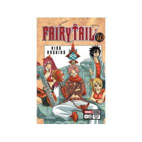 Todobloques Panini Manga Fairy Tail N.10
