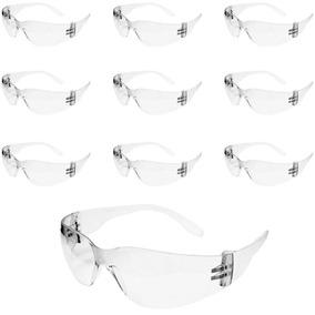 10x Óculos De Proteção Delta Plus Summer Cristal - Ca 19.176 3a5f2e6d34