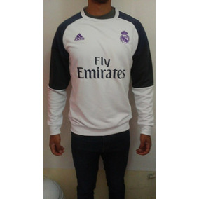 Sudadera Adidas Real Madrid en Mercado Libre México b355b1d3b35d8