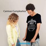 Camiseta De Hombre Y Mujer Para Regalo De Cumpleaños