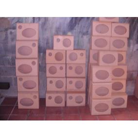 Cajones Para Traxiales 6x9, Medios 8 Y 10, Tweeters