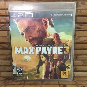 Jogo Ps3 - Max Payne 3 - Frete Barato