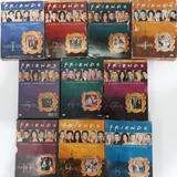 Friends Todas Temporadas Coleçao Completa As 10 Em Dvd