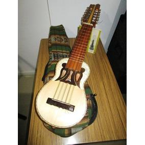 Charango De Naranjillo Luthier Miguel Orellano Fundayregalo