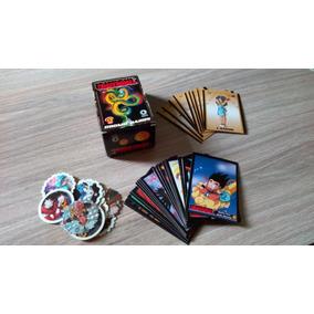 Dragon Ball Cards E Tazos.