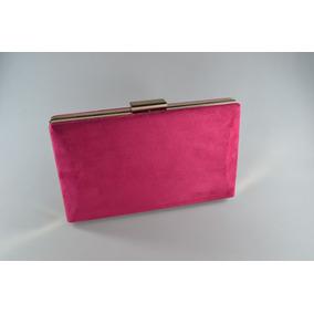 5c6f5dddf7914 Bolsa Clutch Festa Veludo Azul Pink Verde Preto Rose 09887