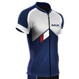 Camisa Ciclismo Elite Carbon Team - Mauro Ribeiro - Caloi