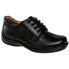 Zapato Escolar Niño Yondeer - 8602-1 Ng- 18-25 Oferta