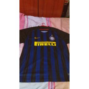 Camiseta Inter 2017 - Camiseta del Inter de Milan para Adultos en ... c1b0a786c36a7