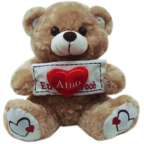 755cadba0f Urso De Pelucia Gigante Eu Amo Voce - Pelúcias no Mercado Livre Brasil