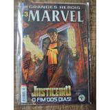 Grandes Heróis Marvel # 03 - Justiceiro - 2ª Série