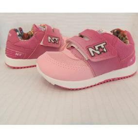 6b84399c9 Zapatillas Para Nenas Talle 26 - Ropa y Accesorios Rosa en Mercado ...