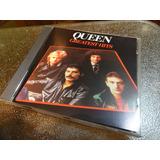 Queen Cd Grandes Hits Original De Coleccion Impecable