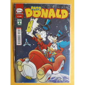 Revista Pato Donald N°2466 - Dia Primeiro De Abril