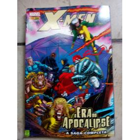 X Men A Era Do Apocalipse Volume 5 Da Panini