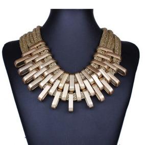 Hermoso Collar Choker Maxi Collar, Accesorios Dama Envío G!