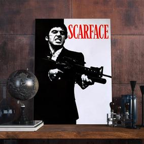 8a57fcd5b9 Terno Do Scarface - Quadros no Mercado Livre Brasil