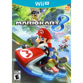Mario Kart 8 - Mídia Digital - Jogos Wii U - Pronta Entrega