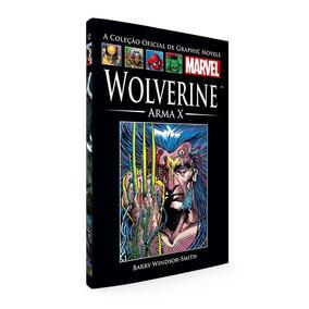 Salvat - Marvel Graphic Novels - N. 20 - Wolverine Arma X