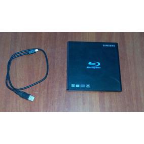 Quemador De Blu Ray Samsung Portátil, Cable Usb