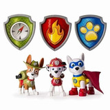 Juguetes Paw Patrol - Action Pack Cachorros / Compreonline
