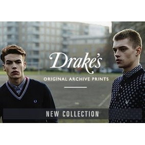 Camisa Fred Perry Edicion Limitada Drakes London