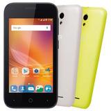 Smartphone Zte L110 Dual 4gb 3g Câm. 5mp Preto