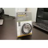 Cable De Seguridad Targus Defcon 2 Metros,