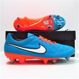Chuteira Campo Nike Tiempo Legend Couro De Canguru V Fg Orig no ... 205a69e76bd88