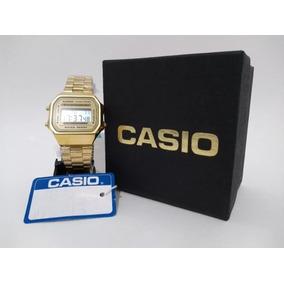 ba361b470f5 Casio Digital Caixa De Aço - Relógios De Pulso no Mercado Livre Brasil