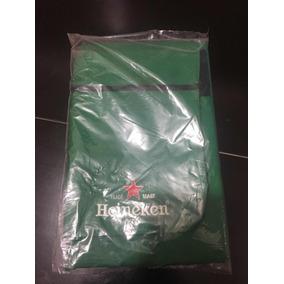 Mandil Para Mesero De Bar Heineken Doble Vista