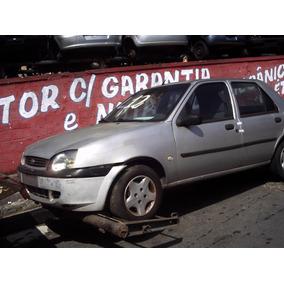 Carroceria Ford Fiesta Courrier Sem Porta Capo Paralama Roda