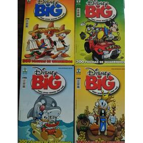Disney Big - 27 Edições Disponíveis