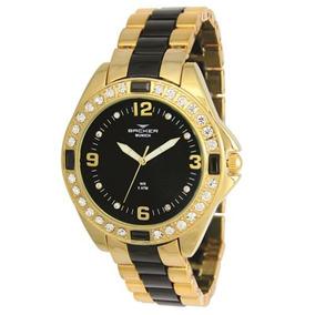 f709005c499 Relogio Backer Preto - Relógios De Pulso no Mercado Livre Brasil